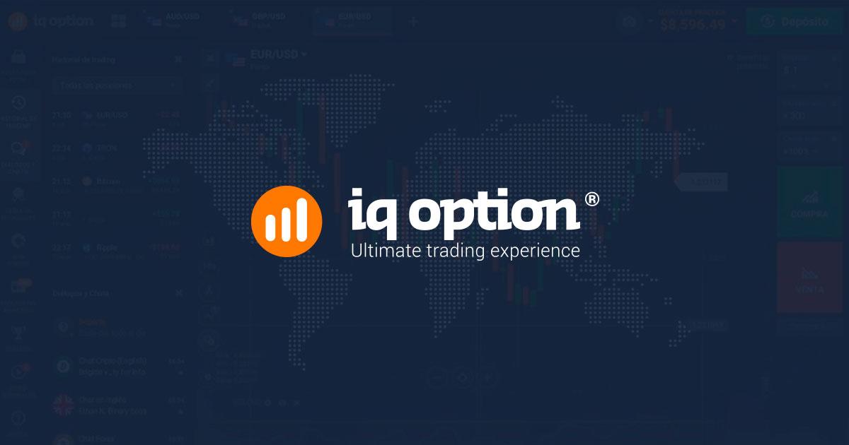 IQ Option Tidak Bisa Login